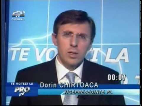 Dezbateri electorale ProTV (16.11.2010, 21:00) | Alegeri 2010
