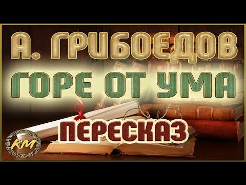ГОРЕ от ума. Александр Грибоедов