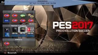 DEMO PES 2017 PS2 VIETNAM TEAM