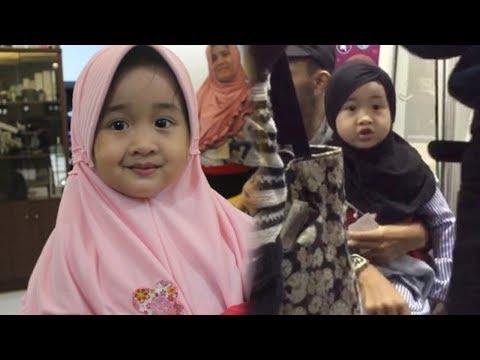 Aishwa, Gadis Kecil Asal Palembang Yang Hapal Lebih Dari 20 Shalawat Berkat Didikan Orangtuanya