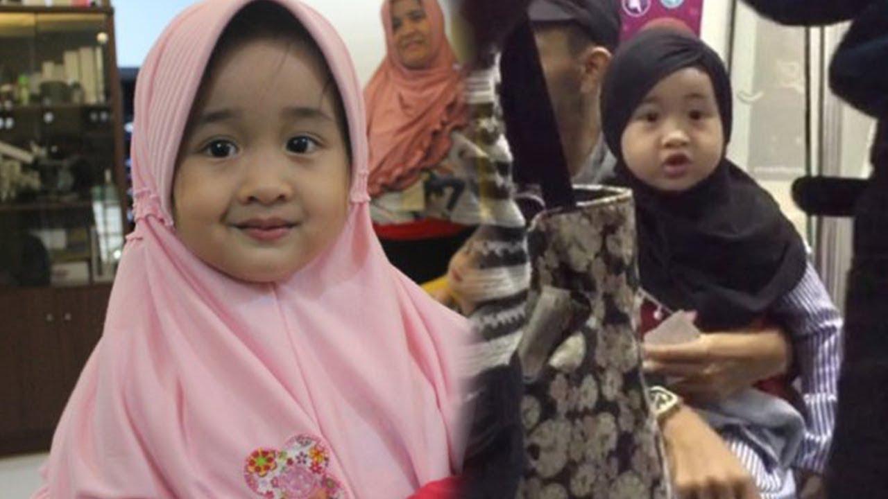 Aishwa Gadis Kecil Asal Palembang Yang Hapal Lebih Dari  Shalawat Berkat Didikan Orangtu