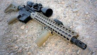 UTG Pro Keymod Handguard for AR-15: Best Keymod for the Money?