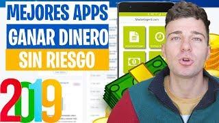 Mejores Aplicaciones para GANAR DINERO POR INTERNET 2019   RAPIDO Y REAL