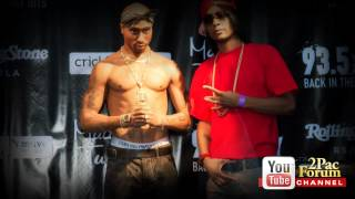 legendary dj quik interview part 1 2pac angry on stage things are changing more