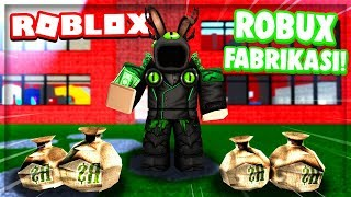 🤑 ROBUX FABRİKAMI KURUP ROBUX BASTIM !! 💰 / Roblox Ore Tycoon 2 / Roblox Türkçe