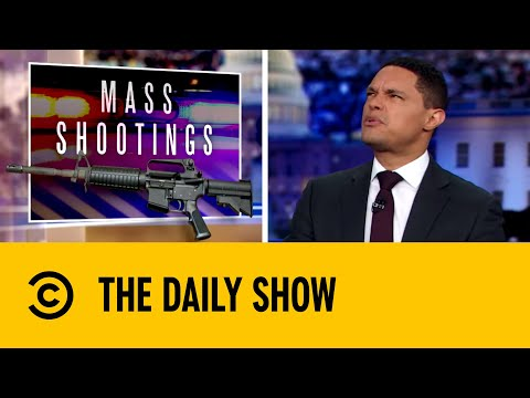 Is the Lack of Community and Religion Causing Violence in America? | The Daily Show with Trevor Noah