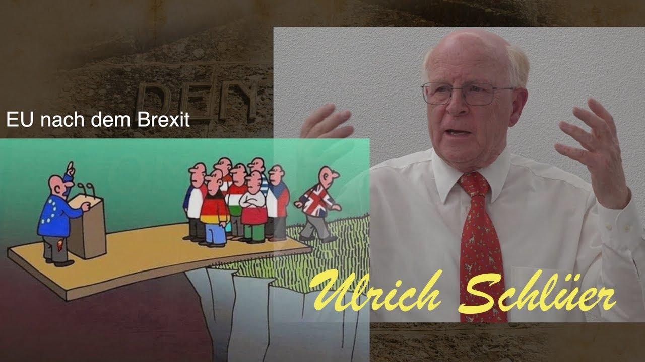 Begrenzungsinitiative, EU und Weltpolitik: Referat von Ulrich Schlüer am 25.2.2020 in Frauenfeld