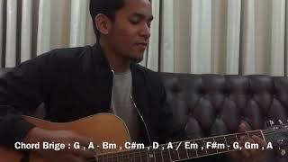 Video Nominos - Fall in Love (Tutorial Guitar by Qahhar) download MP3, 3GP, MP4, WEBM, AVI, FLV Juli 2018