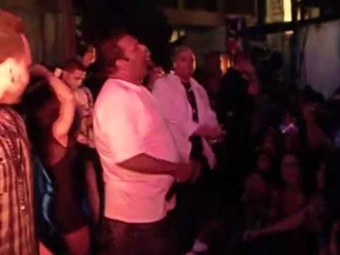 Fatman Scoop, The Disco Fries, & Nablidon Live at Harrahs Pool AC360p H 264 AAC