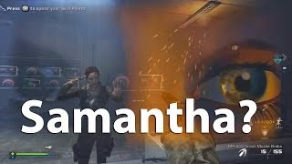 Is Samantha Maxis In Nightfall? (Call of Duty Ghosts Extinction)