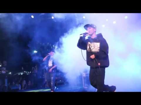 NDX AKA FAMILIA - SAYANG (LIVE AT FKY 28)