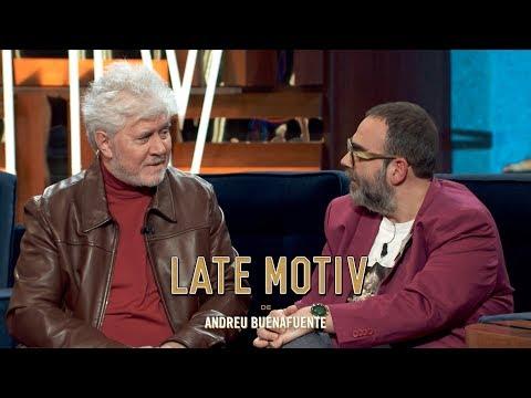 "LATE MOTIV - Pedro Almodóvar y Bob Pop ""Dolor y Gloria""  LateMotiv523"