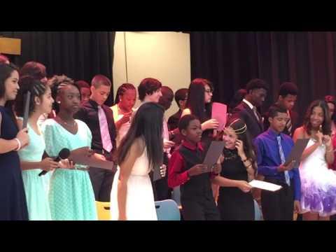 Breakthrough Magnet School 8th Grade Graduation See You Again