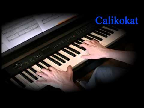 A Whole New World - Aladdin - Piano
