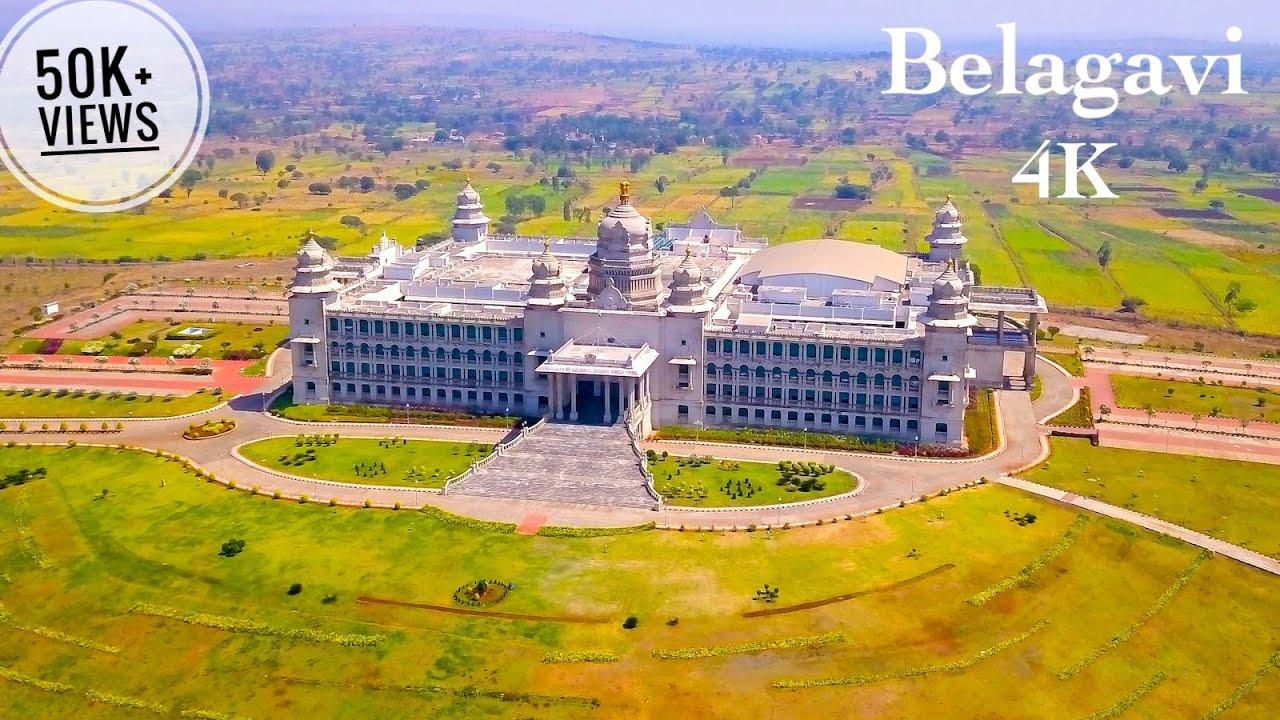 Download Belgaum City | Namma Belagavi | Aerial View | Drone | City | in 4k