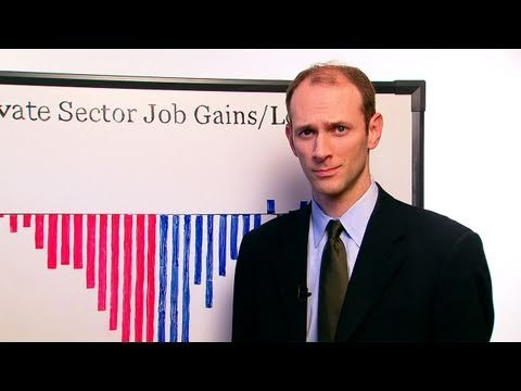 White House White Board: CEA Chair Austan Goolsbee Explains the Jobs Trends