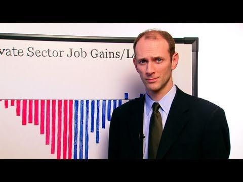 White House White Board: CEA Chair Austan Goolsbee Explains the Jobs Trends
