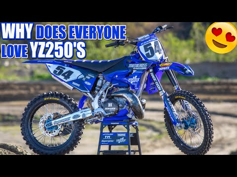 Why Does Everyone Love Yamaha YZ250 2 Stokes YouTube