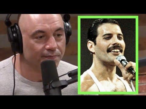 The Brilliance of Freddie Mercury | Joe Rogan & David Lee Roth