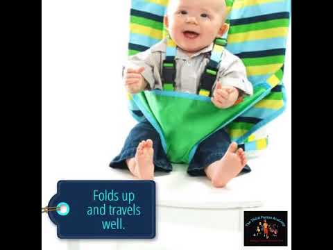 Tots Review: Travel High Chair