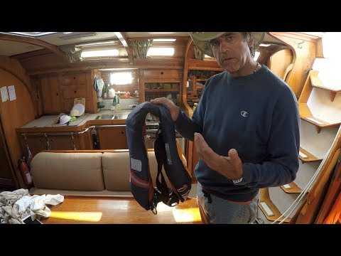 Keeping Yourself Safe on a Cruising Sailboat