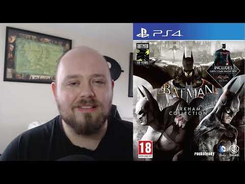 BATMAN: ARKHAM Collection Confirmed + Release Date