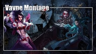 Repeat youtube video Diamond/Platinum Vayne Montage