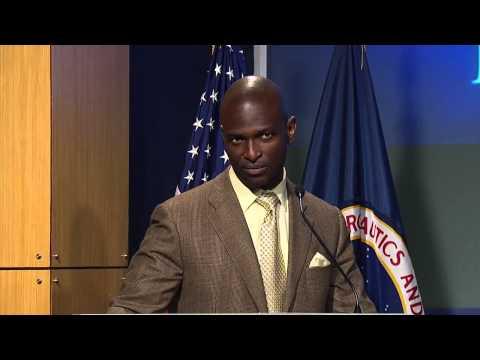 Dr. King Honored at NASA Headquarters