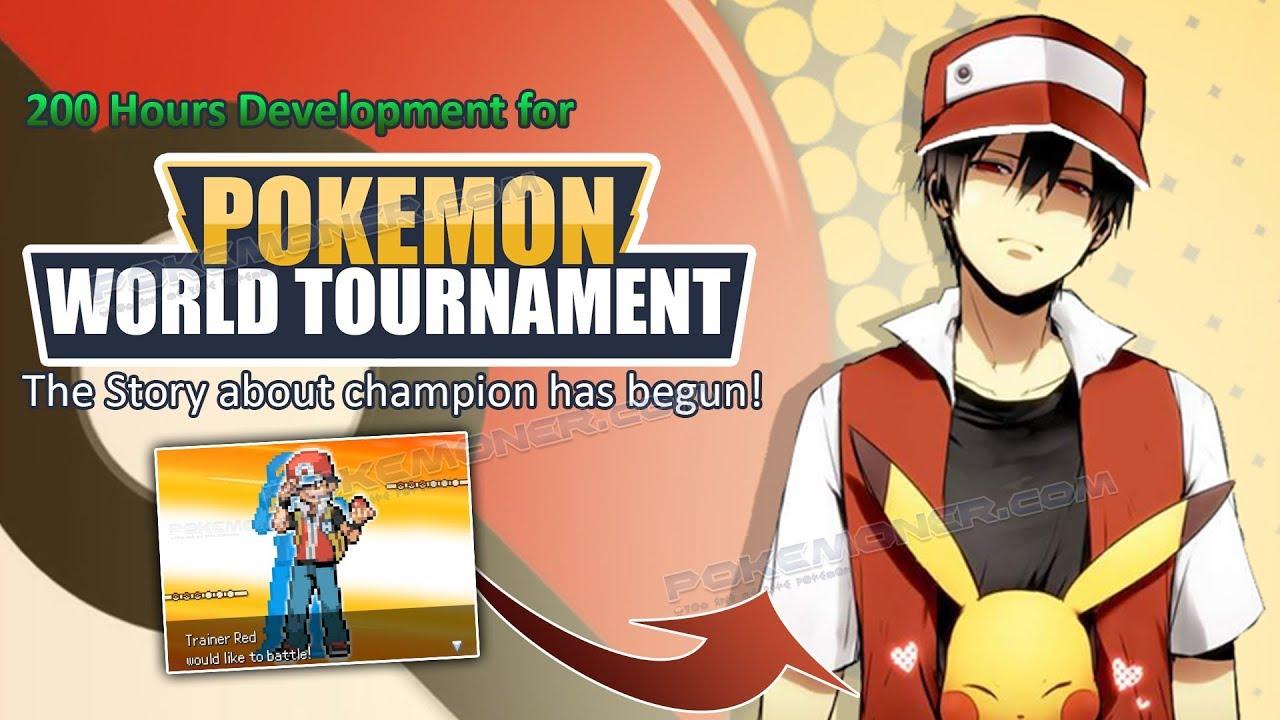 Pokemon World Tournament [PC Game] Completed - Pokemoner com