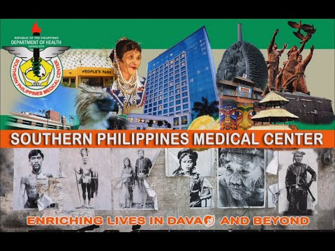 Southern Philippines Medical Center History