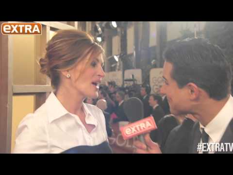 Julia Roberts @ Golden Globe Awards 2014 (Extra)