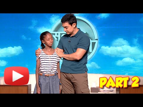 Aamir Khan Talks To Media | Satyamev Jayate Season 3 | Uncut Video | Part 2