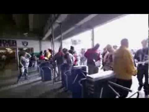 O.co Coliseum 2013 Raiders NFL Season Fan Video