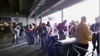 O.co Coliseum 2013 Raiders NFL Season Fan Video