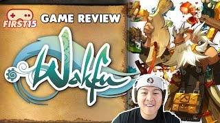 GAME REVIEW - First 15 Minutes Gameplay and Review - WAKFU