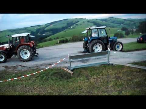 Traktor Ziehen /Ford 4630 vs Steyr 970