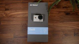 Экшн Камера AC Robin Zed5 - Обзор