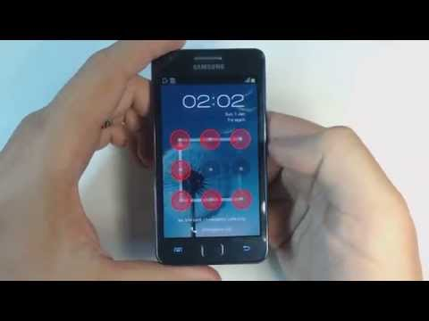 Samsung Galaxy S2 Plus I9105 - How to remove pattern lock by hard reset