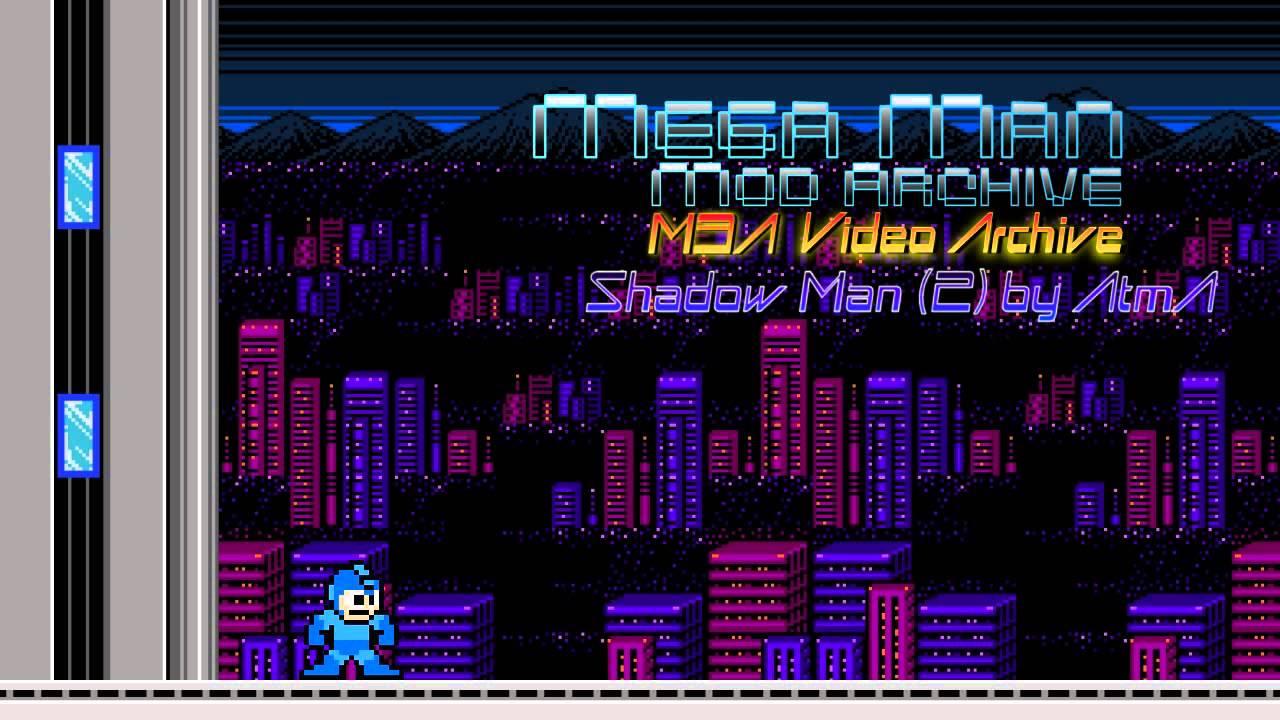 Mega Man Mod Archive Mega Man 3 Shadow Man 2 Youtube