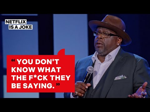 Cedric The Entertainer Needs Subtitles For His Cousins | Netflix Is A Joke