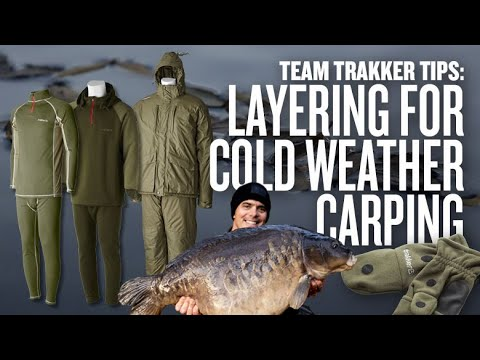 Team Trakker Tips: Layering For Cold Weather Carping