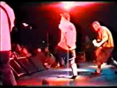 Mark Hoppus Sings with Bodyjar (Live @ Australian Tour '95, The Palace, Melbourne, AUS, 16.12.1995 )