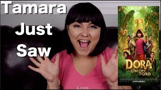 Dora and the Lost City of Gold - Tamara Just Saw