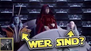 Star Wars: Wer sind eigentlich Mas Amedda und Sly Moore? [Canon]