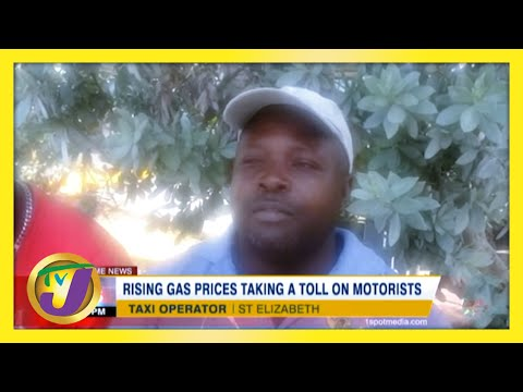 Rising Gas Prices Taking a Toll on Jamaica's Motorists   TVJ News