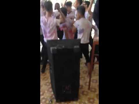 DJ ngoài trời tại THPT Lê Ích Mộc