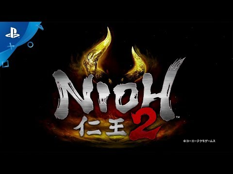 A closed alpha for Nioh 2 kicks off this week