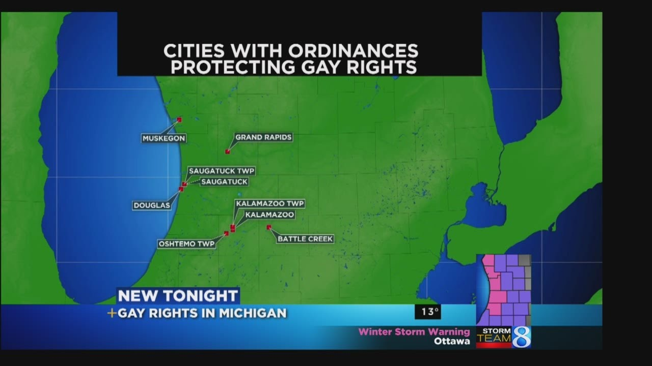Sexual orientation protected class michigan