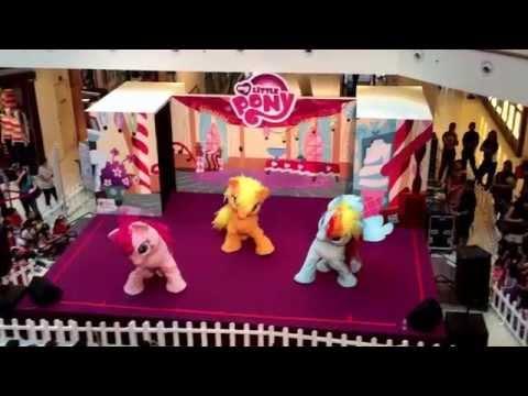 My Little Pony Live @ City Square Mall Singapore