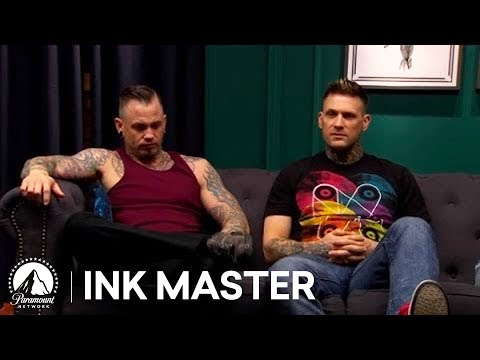 Ink Master Season 4, Episode 8: Kyle vs. Chris Part I